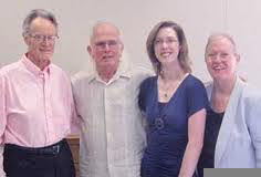 Board members of Chamber Music Institute of Southern California