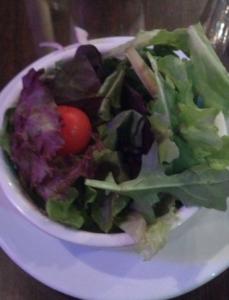 Indigo Salad