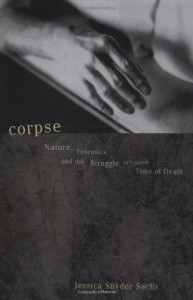 Corpse Book Cover