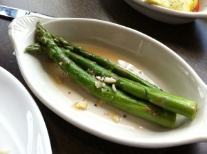 Side of Asparagus