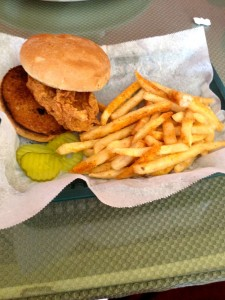 Southern Chicken Sandwich