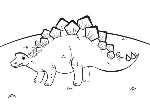 Dinosaur by Elizabeth Obermeier