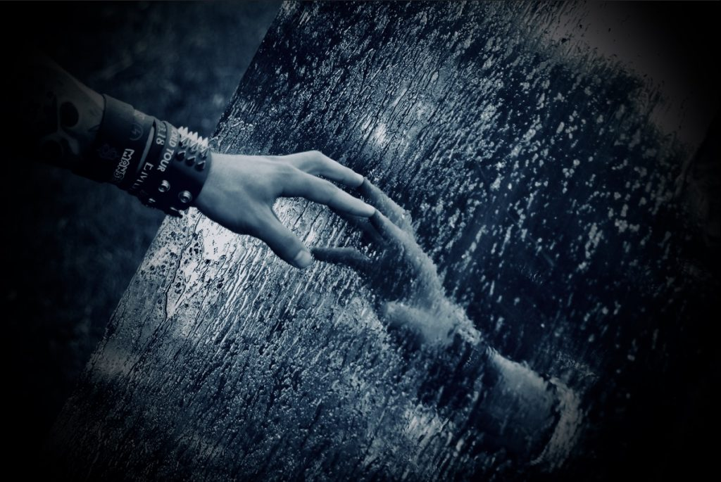 Raining Reflection by Jessie Eighmy