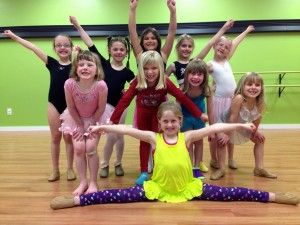 7. I love teaching dance at Step Up dance studio in Sergeant Bluff.