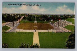 Sioux-City-Iowa-IA-Public-School-Football-Stadium