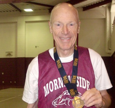 At 75, Bob Edlund is a noon ball icon