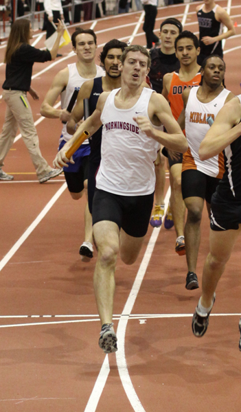 GPAC Indoor Track and Field