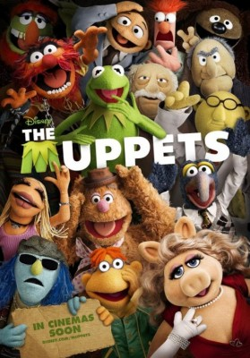 "New Muppet movie evokes ""Fozzie"" feelings"