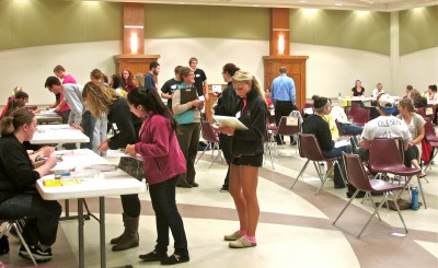 Annual MCU event engages students