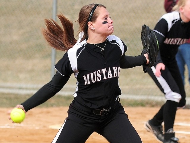 Mustang Softball Invite Kicks Off this Weekend