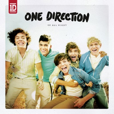 "One Direction ""Up All Night"""