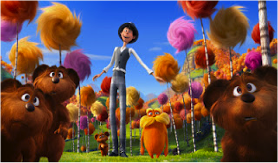 You Thneed to See The Lorax!