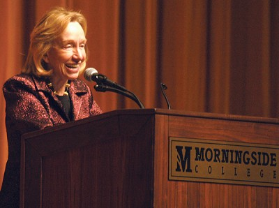 Doris Kearns Goodwin's tools of mesmerization
