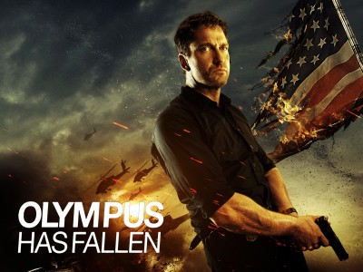 Olympus Has Fallen review