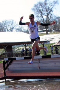 taylor chapman in the Steeplechase