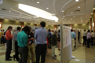 Palmer Research poster presentations (photos)