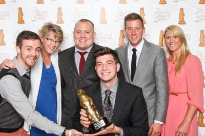 Morningsider Named Student Entrepreneur of the Year