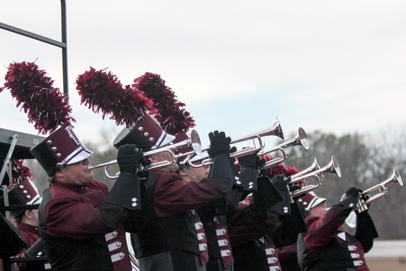 Strike up the band! (photos)