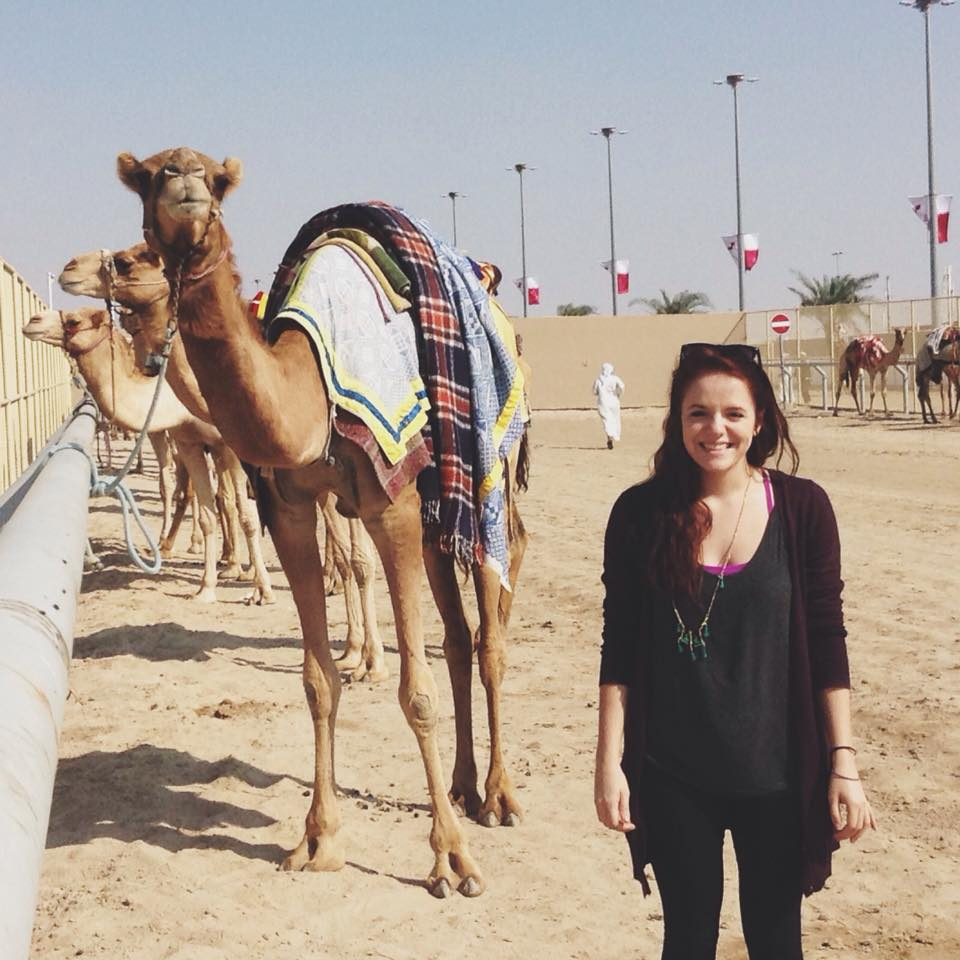 Jianna Hoss: College Graduate and World Traveler