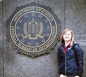 Tori Figge, StuGov Communications Director