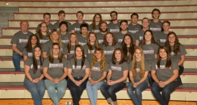 Mustang Swimmers are NAIA Qualifiers