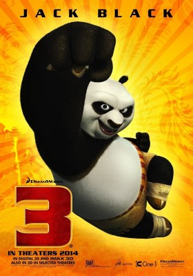 Kung Fu Panda 3: Movie Review