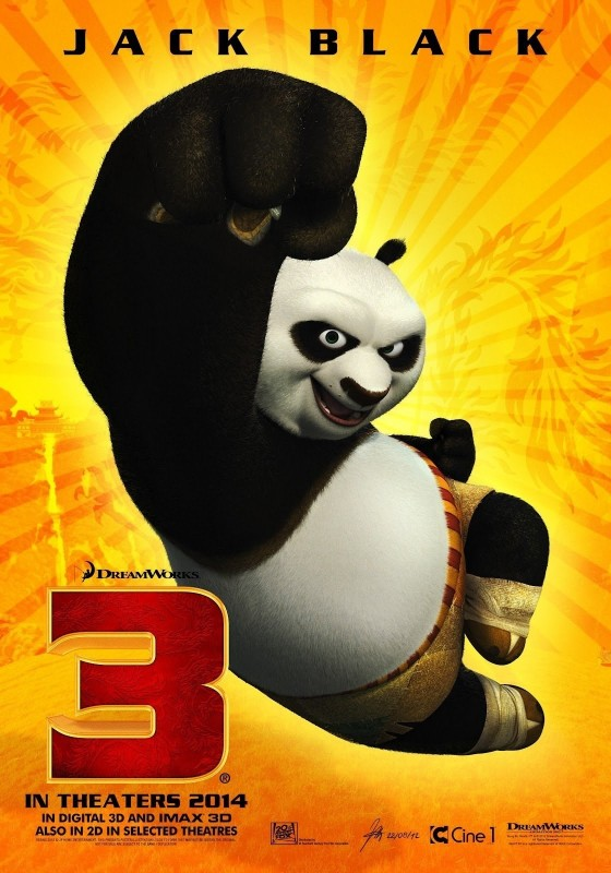 Kung Fu Panda 3: Movie Review