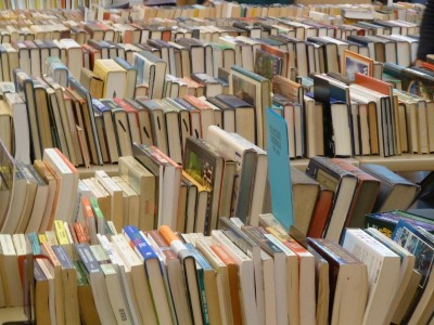 2016 Book Lovers' Book Sale Starts Friday, April 22nd