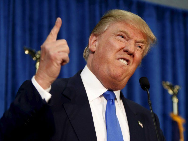 Will Trump Be Trumped?