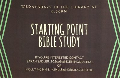 Starting Point Bible Study Offers Faith-Based Learning