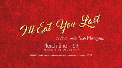 "Morningside Professor Stars in ""I'll Eat You Last, a Chat with Sue Mengers"""