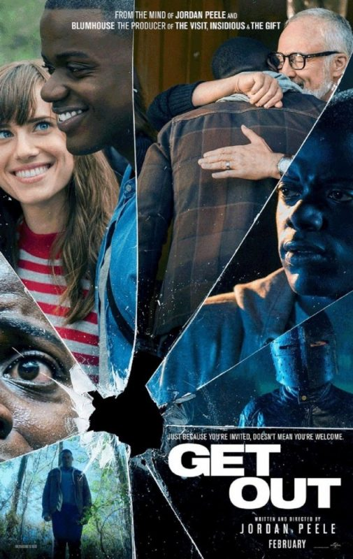 Get Out an Impressive Horror Debut for 2017