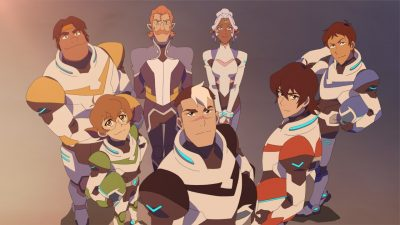 Voltron: Legendary Defender Show Review