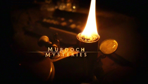 Murdoch Mysteries: A Review