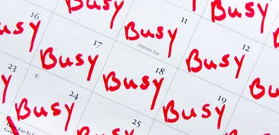 Kelsey Brenner: Busy by Design