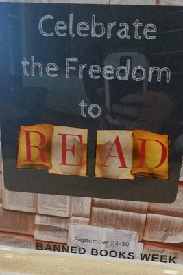 Banned Books Week Combines Politics and Literature