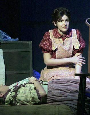 Theater students to put best feet forward at KCACTF