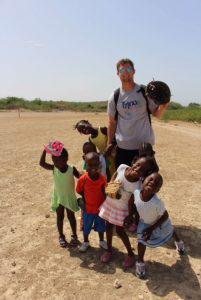 Haiti charms Morningside student
