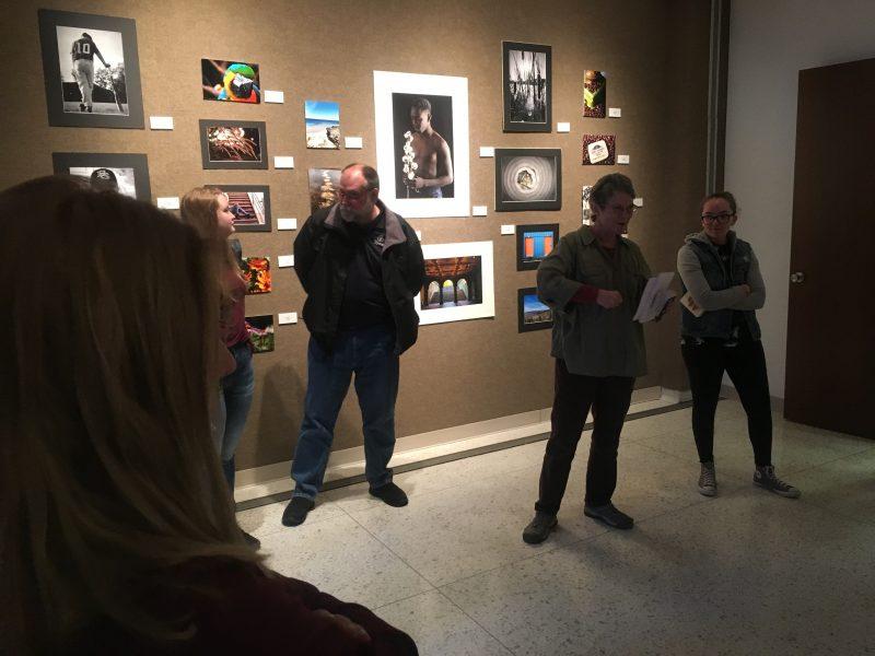 Repeat Winners at Art Show