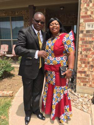 Welcoming Dr. Lawrence Muzinga
