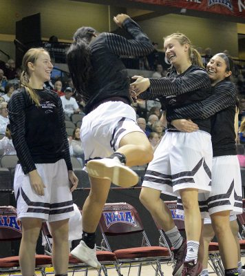 Two NAIA First Round wins (photos)