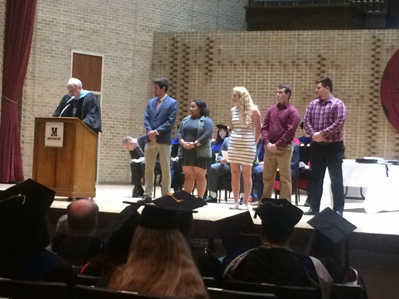 ODK Honors Student, Faculty and Staff
