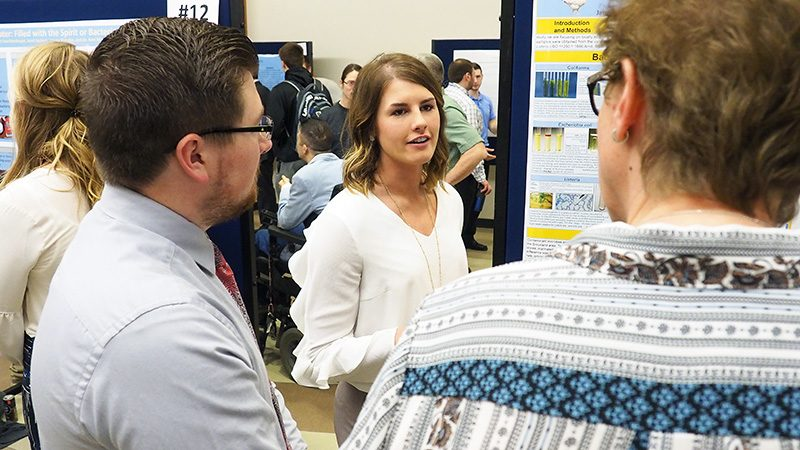 Palmer Research Symposium Presents Rewarding Opportunities For Students