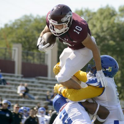 Mustangs blank BCU 56-0 (photos)