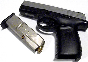 Guns weigh heavy on education majors