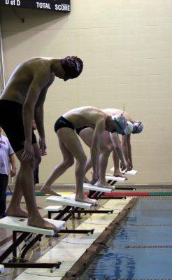Morningside Swimming Win & Senior Appreciation