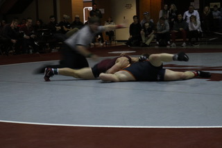 Morningside Wrestling Graduates Eight