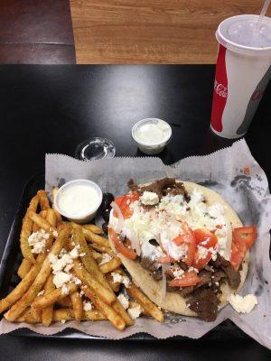 Greek to Me: A Trip for the Tastebuds