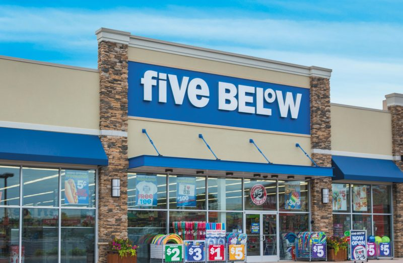 Five Below: Affordable and Trendy