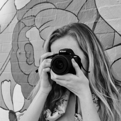 Through the Lens: Student Photographer Ashlee Brus